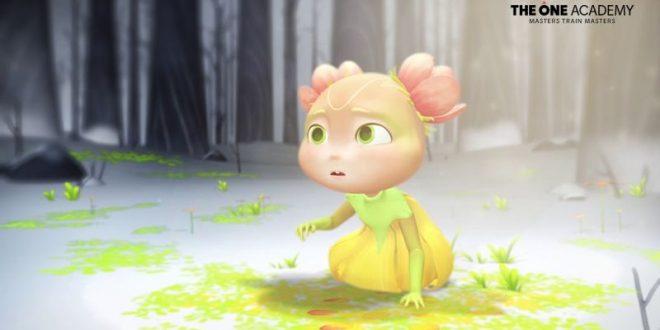 Ένα animation για την άνοιξη που θα «ζεστάνει» τις καρδιές σας…